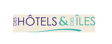 Logo Des Hôtels & Des Îles Transparent